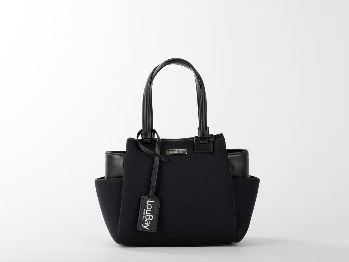 Blossom Mini Black-Sleek